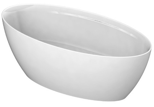 freistehende badewanne freistehend mineralgu wanne kbe haustechnik ihr onstallateur. Black Bedroom Furniture Sets. Home Design Ideas