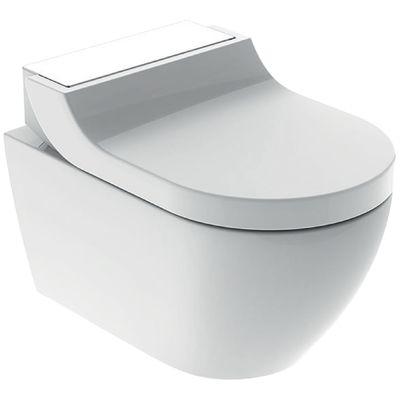 geberit aquaclean tuma comfort dusch wc komplettset wand. Black Bedroom Furniture Sets. Home Design Ideas