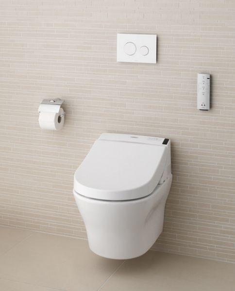 toto washlet gl2 0 kombination mit wand wc tiefsp ler mit tornado flush system wei dusch wc. Black Bedroom Furniture Sets. Home Design Ideas