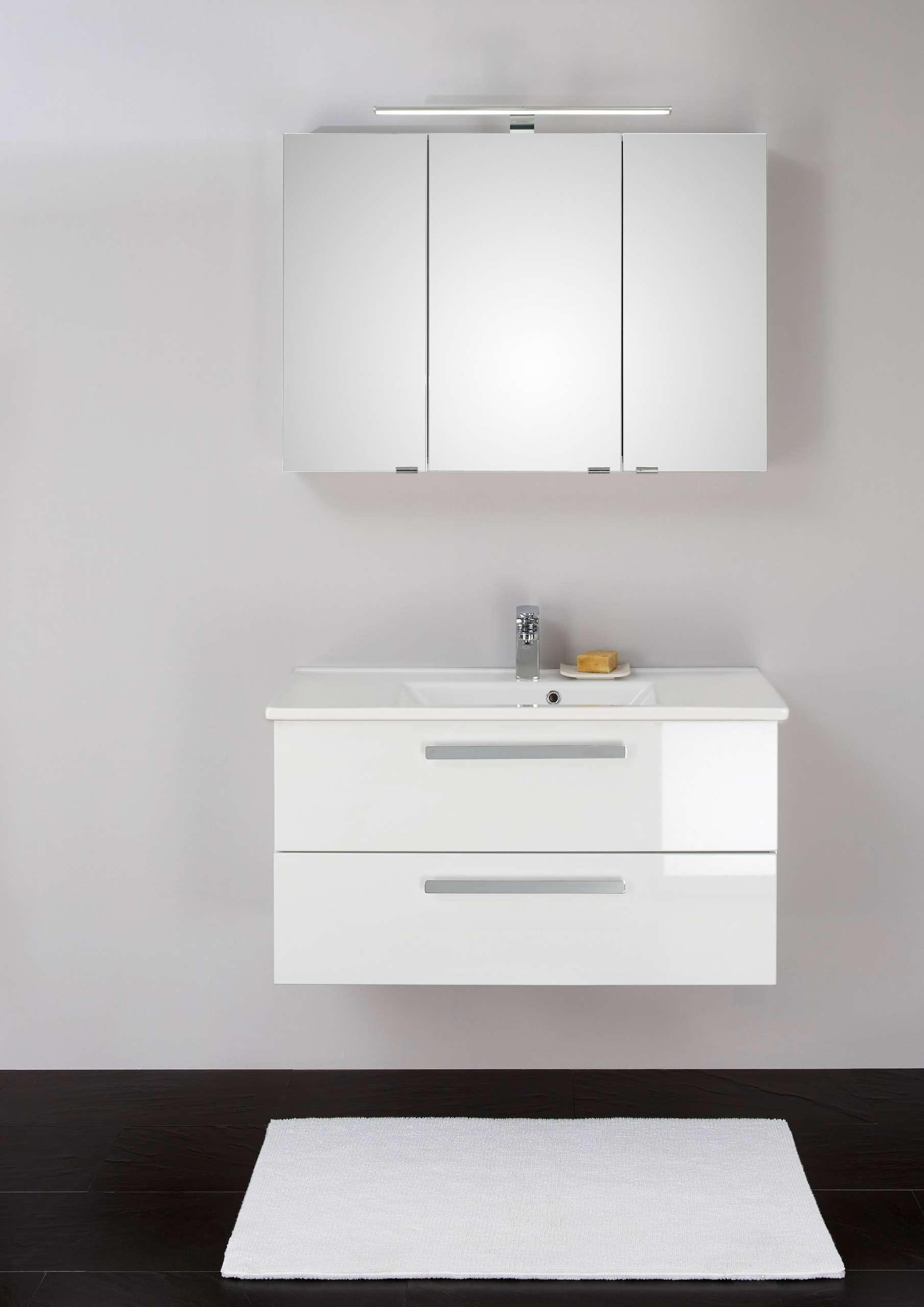 Artiqua Waschtischset 1000mm | Badmöbel | Badezimmer | KBE ...