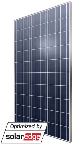 axitec ac 270p 156 60se polykristallines solar edge hochleistungs photovoltaik modul. Black Bedroom Furniture Sets. Home Design Ideas