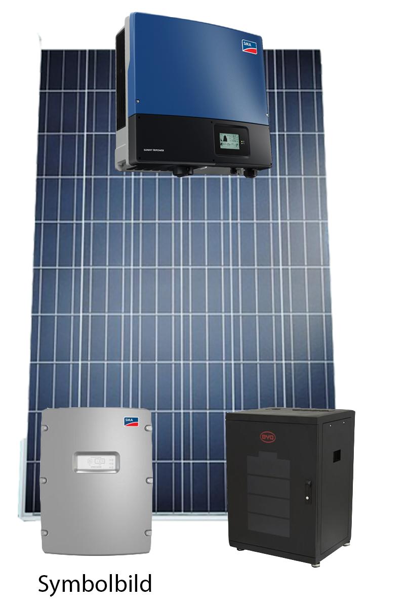 pv set mit wechselrichter und speicher photovoltaik set angebote photovoltaik energie. Black Bedroom Furniture Sets. Home Design Ideas